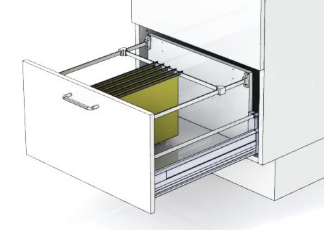 Hängmapp system A4