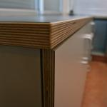 Bänkskiva plywood